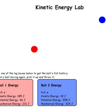 Kinetic Energy Digital MiniLab